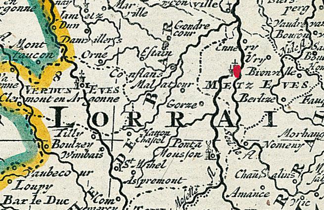 Heiliges Römisches Reich Karte.Historische Karte Deutschland Heilige Römische Reich 1740 Plano