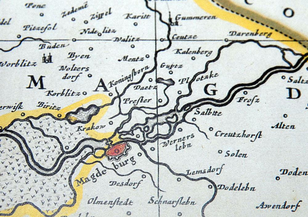 Bildergebnis für magdeburg landkarte